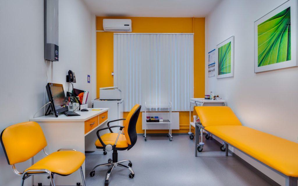Мебель для медицинского кабинета врача